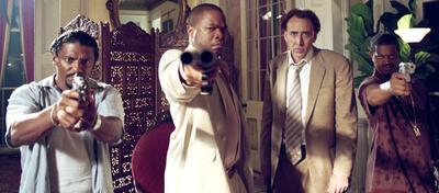 Nicolas Cage unter Gangstern