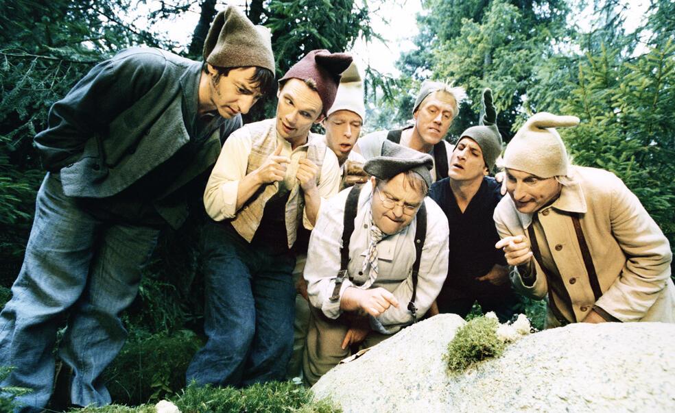 7 zwerge männer allein im wald stream