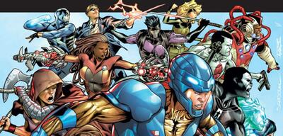 Charaktere der Valiant Comics