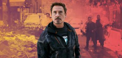 Robert Downey Jr. als Iron Man/Tony Stark in Avengers 4: Endgame