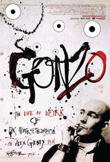 Gonzo: The Life and Work of Dr. Hunter S. Thompson - Poster