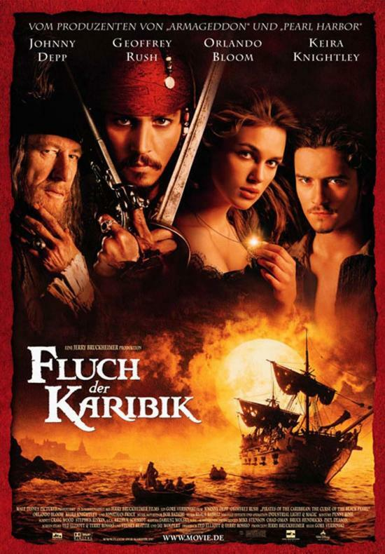 Fluch Der Karibik Film 2003 Moviepilotde