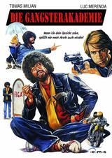 Die Gangsterakademie - Poster