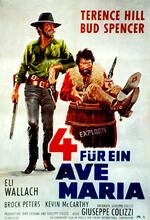 Vier für ein Ave Maria Poster