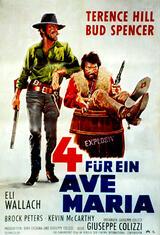 Vier für ein Ave Maria - Poster