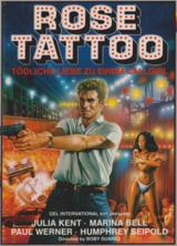 Rose Tattoo - Tödliche Liebe zu einem Callgirl - Poster