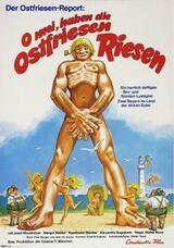 Der Ostfriesen-Report: O mei, haben die Ostfriesen Riesen - Poster