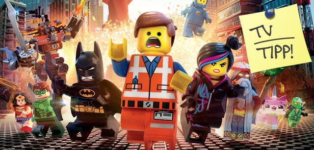 Alles Hier Ist Super The Lego Movie Lässt Heute Im Tv Bauklötze