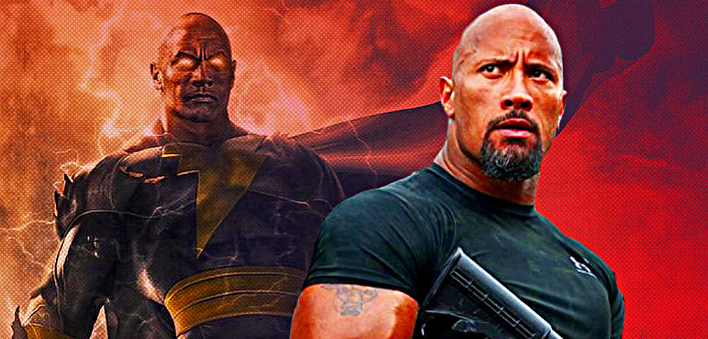 Dwayne Johnson als Black Adam: Die abscheulichste Figur seiner Karriere
