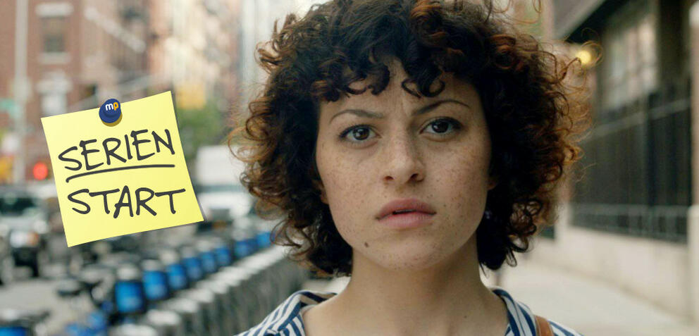 Search Party, Staffel 1: Alia Shawkat
