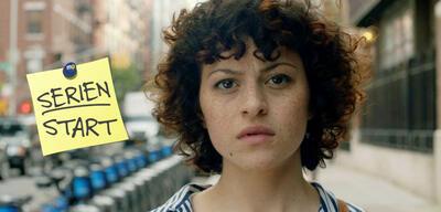 Search Party, Staffel 1:Alia Shawkat