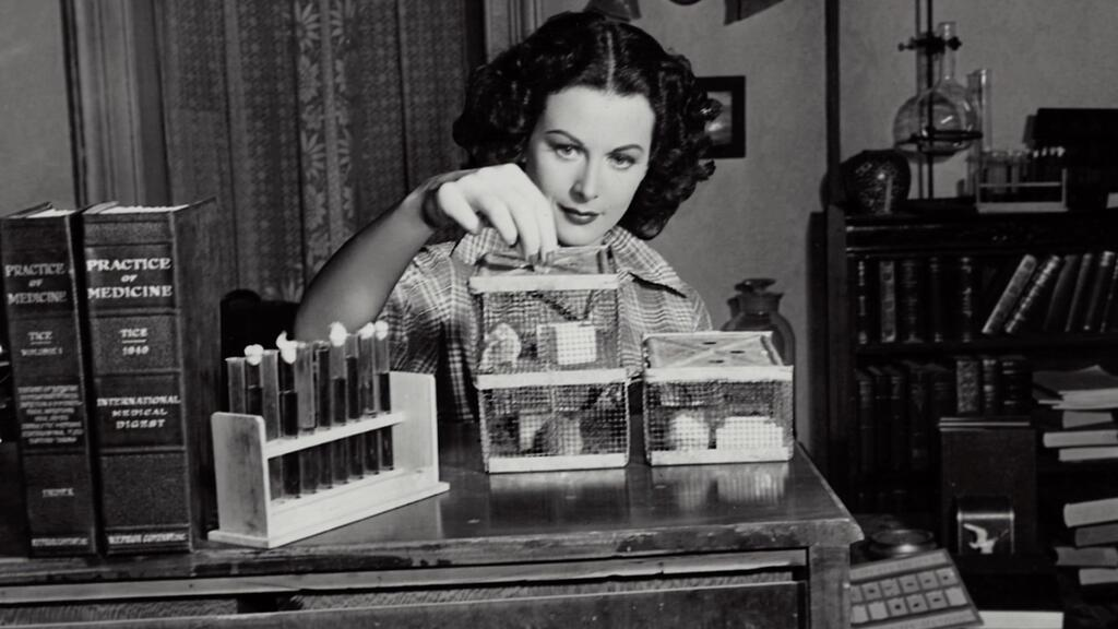 Geniale Göttin - Die Geschichte von Hedy Lamarr