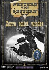 Zorro reitet wieder