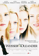 Weißer Oleander - Poster