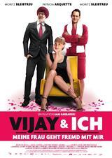 Vijay und ich - Meine Frau geht fremd mit mir - Poster