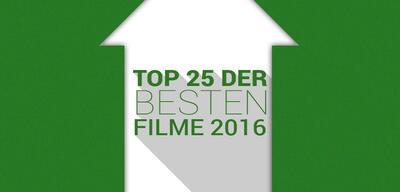 Top 25 der besten Filme 2016