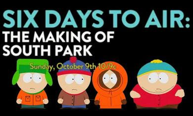 6 Days to Air: The Making of South Park - Bild 1