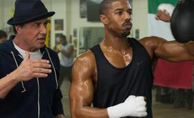 Creed - Rocky's Legacy mit Sylvester Stallone und Michael B. Jordan - Bild 313