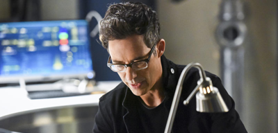 Tom Cavanagh als Harry in The Flash