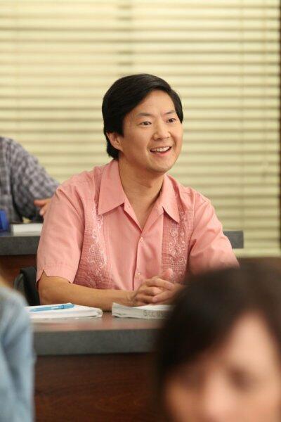 Ken Jeong in Community