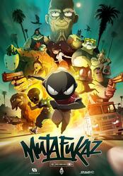Mutafukaz  Poster