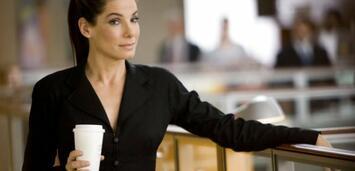 Bild zu:  Chic und Erfolgreich - Sandra Bullock in Selbst ist die Braut