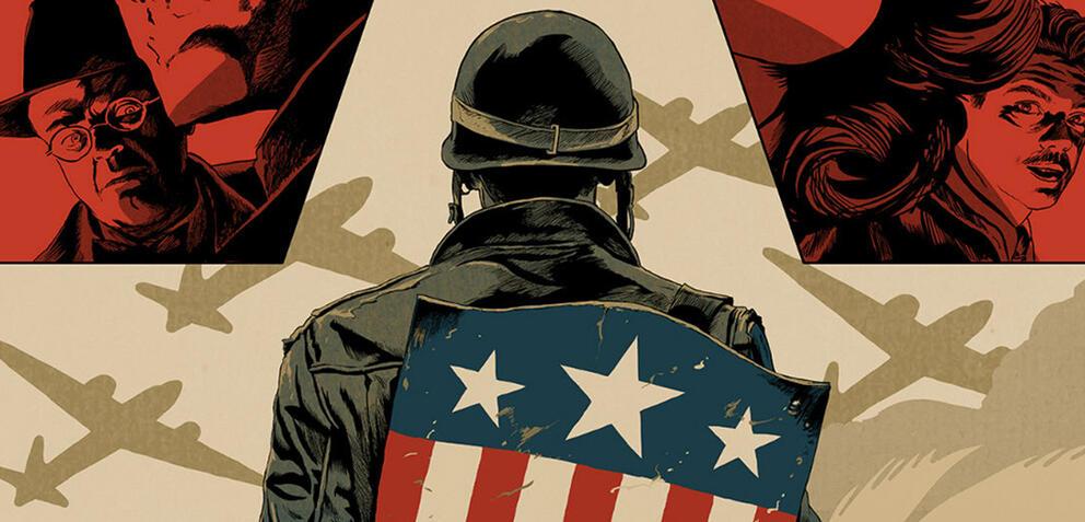 Das Mondo-Covers von Captain America