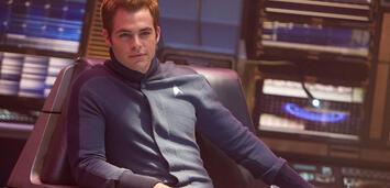 Bild zu:  Chris Pine als Capt. Kirk