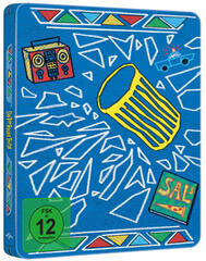 Do The Right Thing (exklusives SteelBook) 4K Ultra HD Blu-ray + Blu-ray