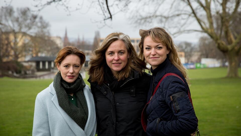 Kommissarin Heller: Herzversagen mit Lavinia Wilson, Lisa Wagner und Christiane Balthasar