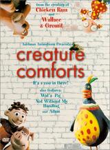 Creature Comforts - Poster