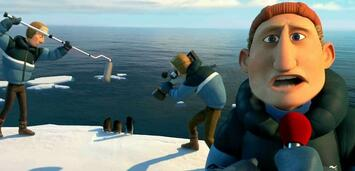 Bild zu:  Werner Herzog unter Pinguinen