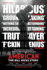 American: The Bill Hicks Story - Poster