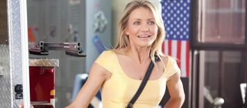 Cameron Diaz hat an ihrem 40. Geburtstag gut lachen