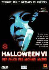 Halloween 6 - Der Fluch des Michael Myers - Poster