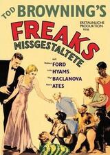 Freaks - Mißgestaltete - Poster