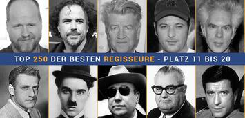 Bild zu:  Top 250 der besten Regisseure aller Zeiten