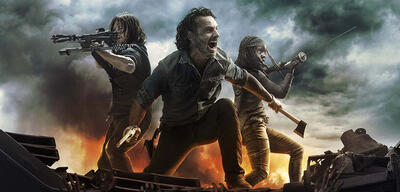 The Walking Dead -All Out War in der 8. Staffel