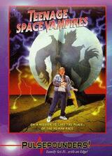 Angriff der Weltraumvampire - Poster