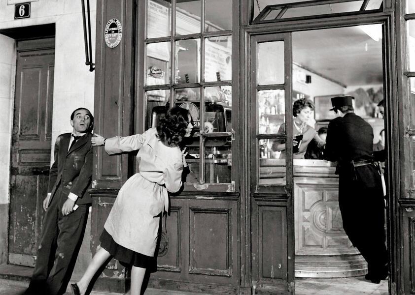 Schießen Sie auf den Pianisten mit Charles Aznavour und Marie Dubois - Bild 7 von 26