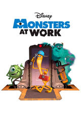 Monsters at Work - Poster