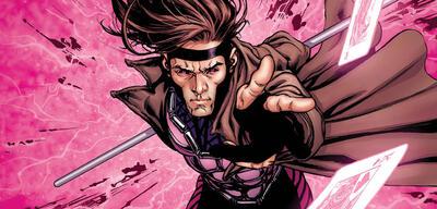 Gambit teilt bald auch auf der Leinwand aus.