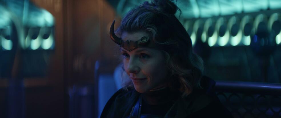 Loki, Loki - Staffel 1, Loki - Staffel 1 Episode 3 mit Sophia Di Martino