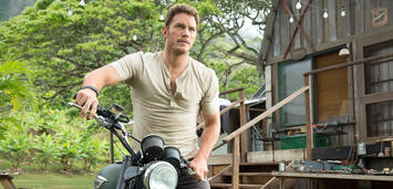 Bild zu:  Chris Pratt in Jurassic World
