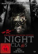 Night Claws - Die Nacht der Bestie - Poster