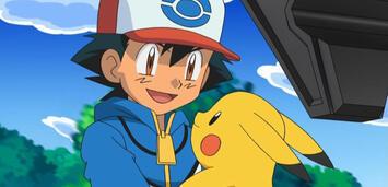 Bild zu:  Ash & Pikachu - unzertrennbare Freunde!