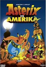 Asterix in Amerika - Poster