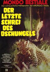 Der letzte Schrei des Dschungels