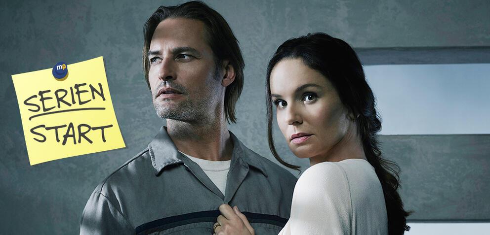 Colony, Staffel 2:Josh Holloway und Sarah Wayne Callies