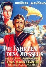 Die Fahrten des Odysseus - Poster